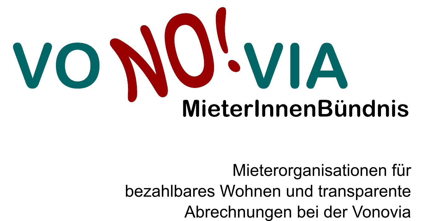 MieterInnenbündnis voNO!via – bundesweit schließen sich Mieterorganisationen zusammen um gegen vonovia vorzugehen !!